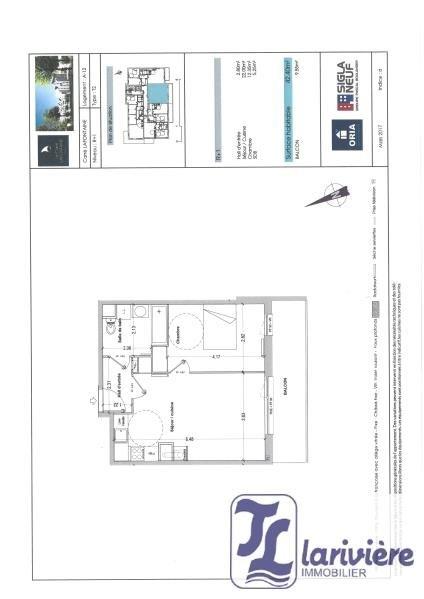 Vente appartement Wimereux 215000€ - Photo 1