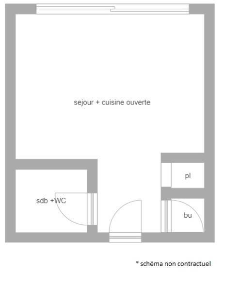 Vente appartement Puteaux 226840€ - Photo 1