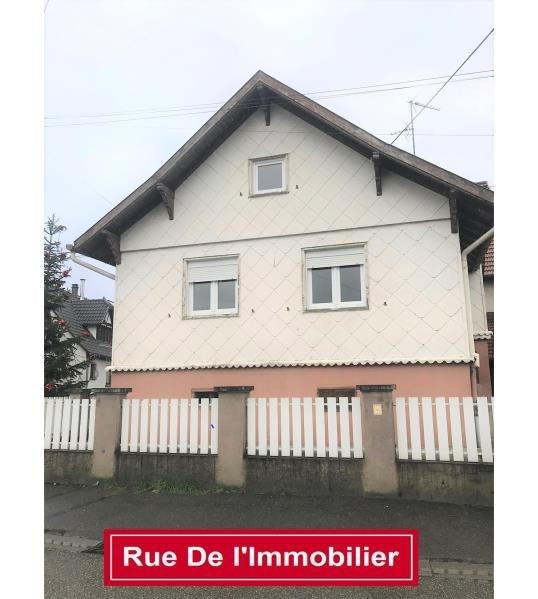 Sale house / villa Soufflenheim 186700€ - Picture 2