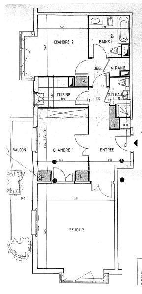 Sale apartment Levallois perret 450000€ - Picture 6