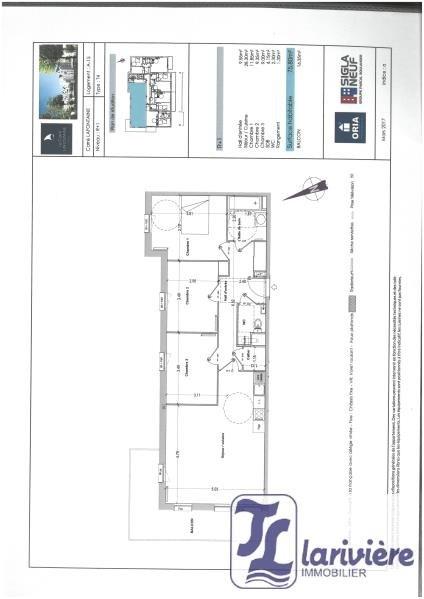 Sale apartment Wimereux 352000€ - Picture 1