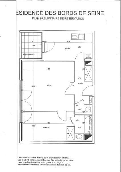Sale apartment Choisy-le-roi 185000€ - Picture 9