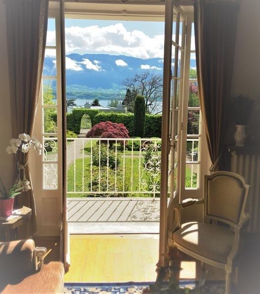 Deluxe sale house / villa Le bourget du lac 680000€ - Picture 1