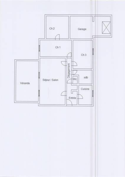 Vente maison / villa Etrepagny 168000€ - Photo 10