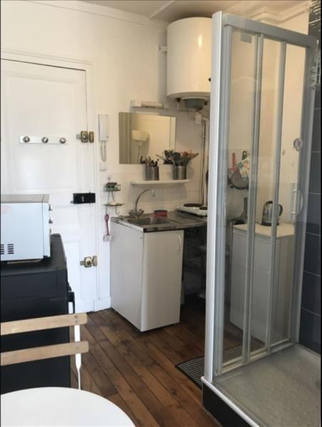 Alquiler  apartamento Paris 15ème 405€ CC - Fotografía 2