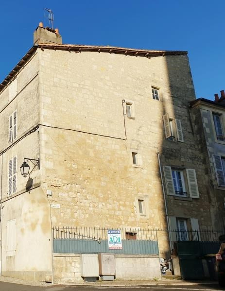Produit d'investissement immeuble St maixent l'ecole 150800€ - Photo 1