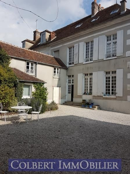 Sale house / villa Seignelay 251000€ - Picture 1