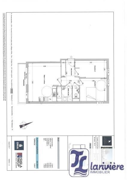 Vente appartement Wimereux 318500€ - Photo 1