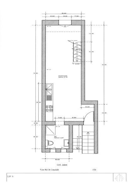 Vente appartement Bordeaux 217000€ - Photo 3