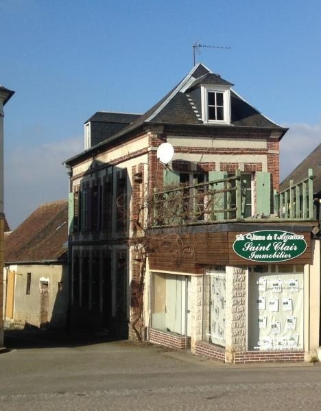 Investment property building Conches en ouche 115 000€ - Picture 1