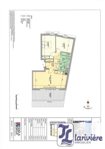 Sale apartment Wimereux 379000€ - Picture 2