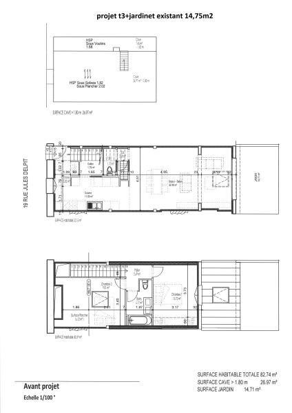 Sale house / villa Bordeaux 133000€ - Picture 7
