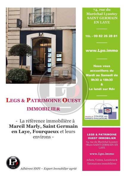 Vente appartement Mareil marly 310 000€ - Photo 8