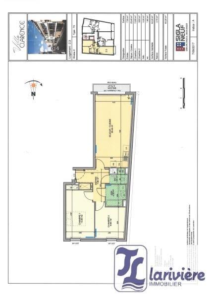 Vente appartement Wimereux 354000€ - Photo 2
