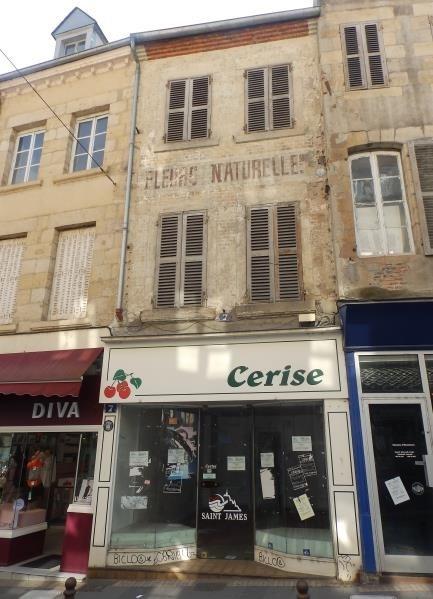Verkauf mietshaus Moulins 86000€ - Fotografie 1