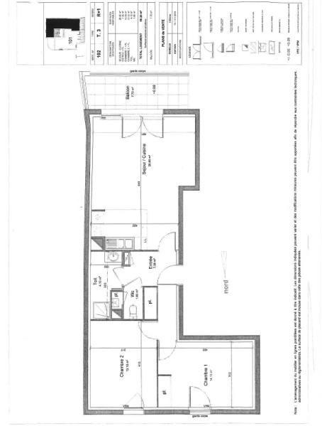 Vente appartement Sainte luce sur loire 284990€ - Photo 2