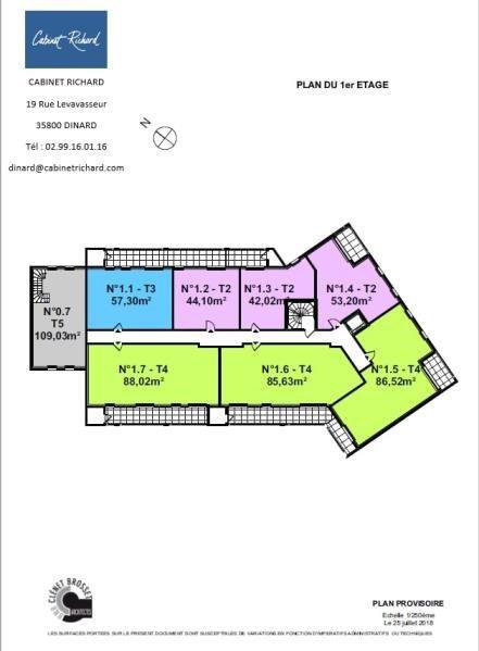 Vente appartement St malo 149000€ - Photo 2