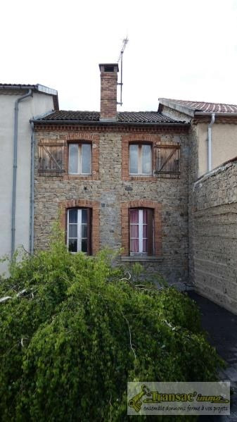 Vente maison / villa Tours sur meymont 59 950€ - Photo 1