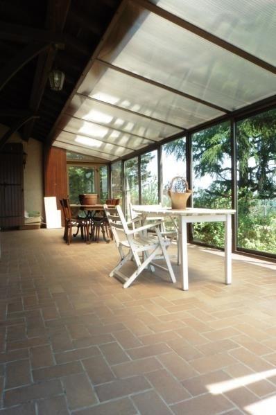 Vendita casa St cyr sur le rhone 420000€ - Fotografia 7