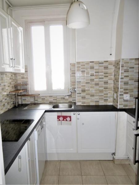 Rental apartment Levallois perret 1353€ CC - Picture 4