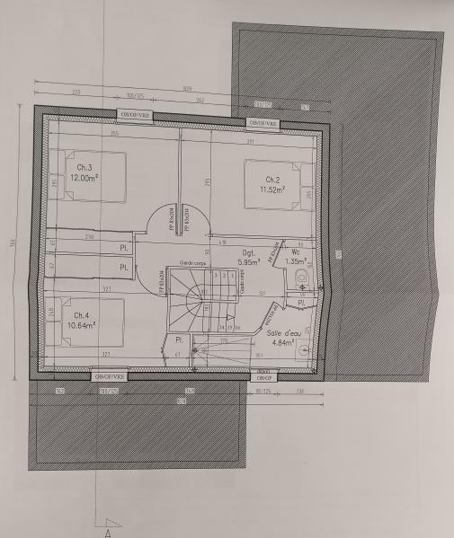 Vente maison / villa La chapelle heulin 279500€ - Photo 3