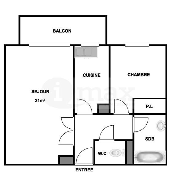 Sale apartment Levallois perret 430000€ - Picture 5
