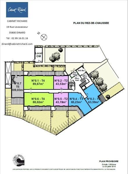 Vente appartement St malo 207000€ - Photo 2
