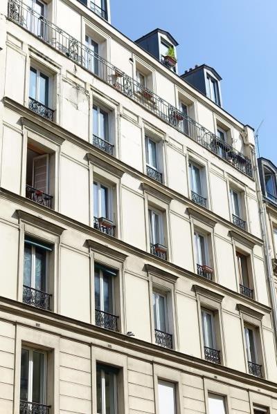Vente appartement Paris 18ème 475000€ - Photo 1