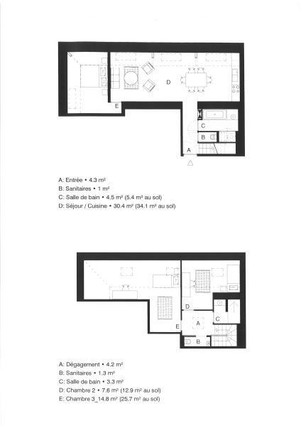 Venta de prestigio  apartamento Vannes 619000€ - Fotografía 3