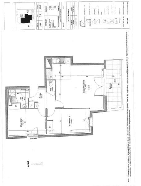 Vente appartement Sainte luce sur loire 263250€ - Photo 2