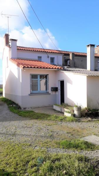 Vente maison / villa Les lucs sur boulogne 91500€ - Photo 2