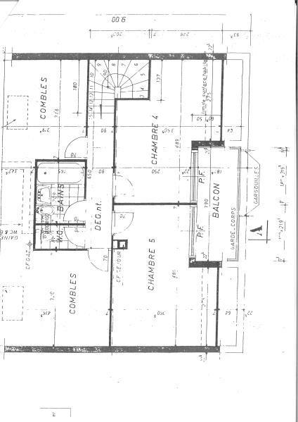 Rental house / villa Gagny 1590€ CC - Picture 7
