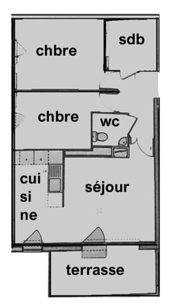 Sale apartment Hoenheim 166000€ - Picture 8