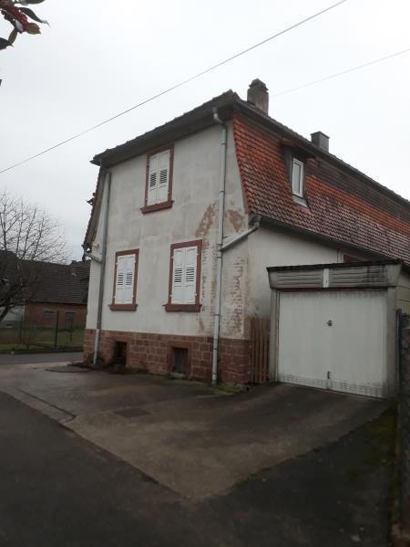 Verkauf haus Wissembourg 78000€ - Fotografie 2
