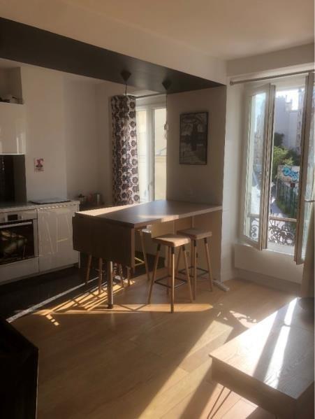 Affitto appartamento Paris 18ème 1143€ CC - Fotografia 4