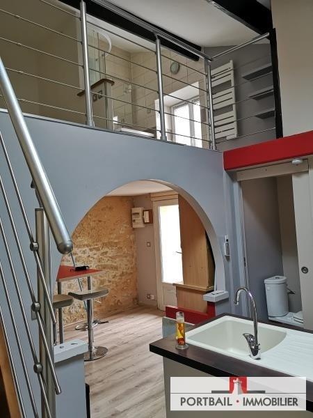 Rental apartment Plassac 395€ CC - Picture 1