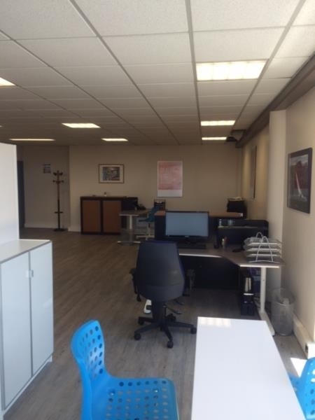Rental office Colombes 1325€ HT/HC - Picture 4