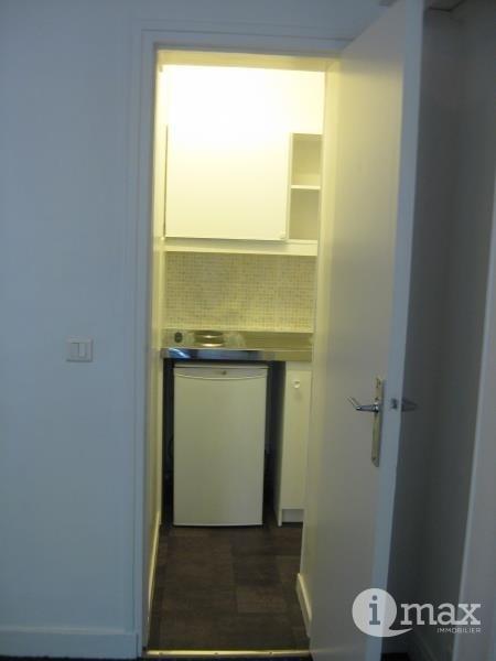 Sale apartment Paris 17ème 210000€ - Picture 4