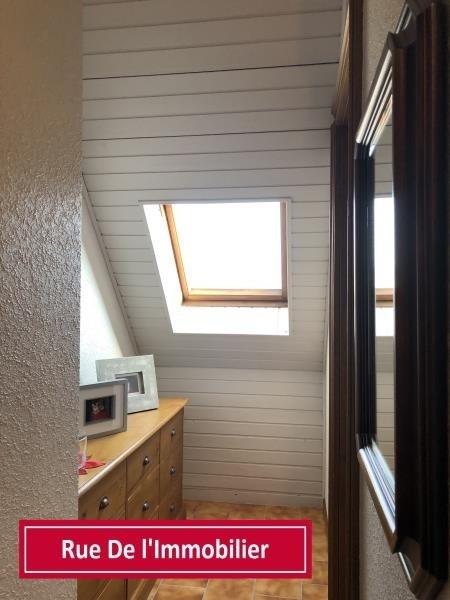 Sale house / villa Dambach 223000€ - Picture 6