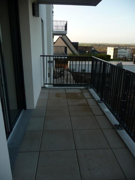 Locação apartamento Fleury sur orne 530€ CC - Fotografia 5
