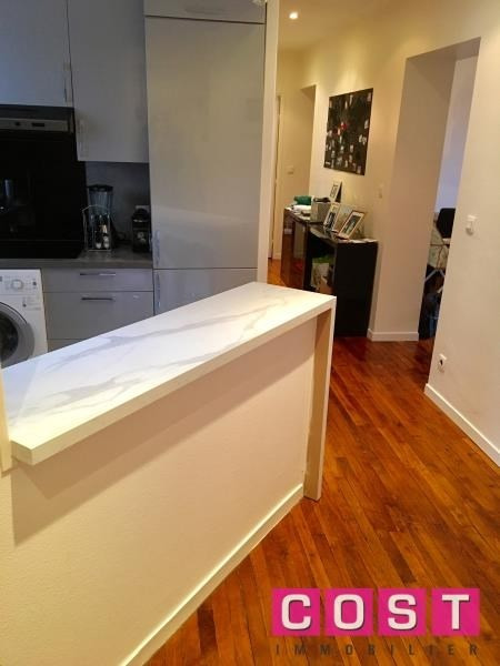Rental apartment Colombes 1155€ CC - Picture 2