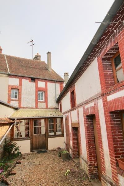 Sale house / villa Breteuil sur iton 86000€ - Picture 1