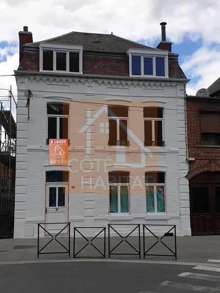 Rental house / villa Avesnes sur helpe 750€ CC - Picture 1