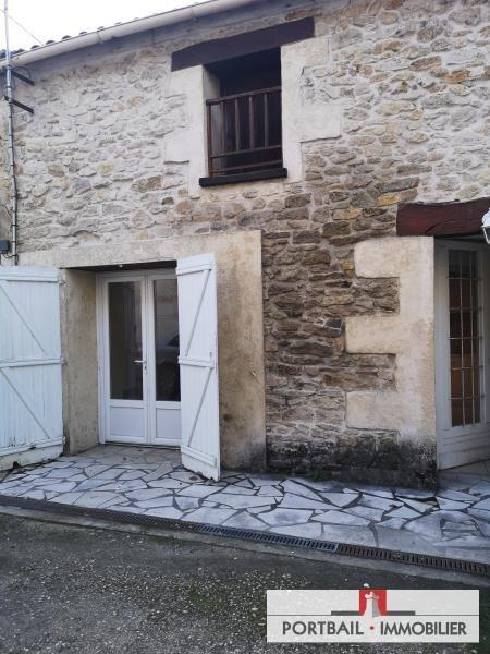 Rental apartment Etauliers 465€ CC - Picture 1