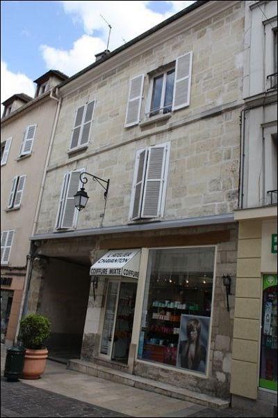 Rental apartment Lagny sur marne 745€ CC - Picture 1