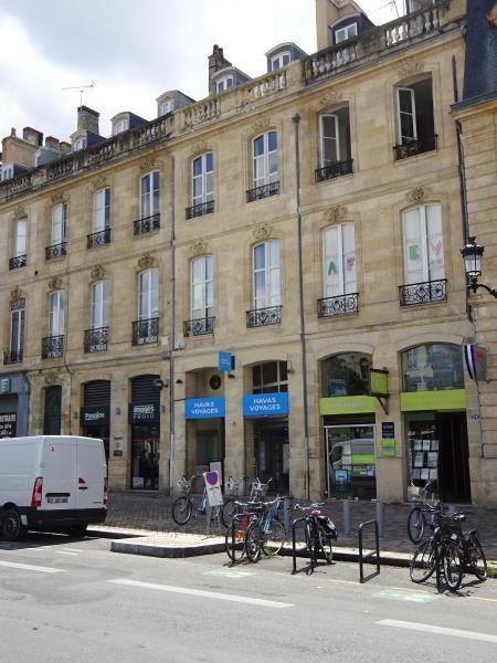Location bureau Bordeaux 1152€ CC - Photo 1