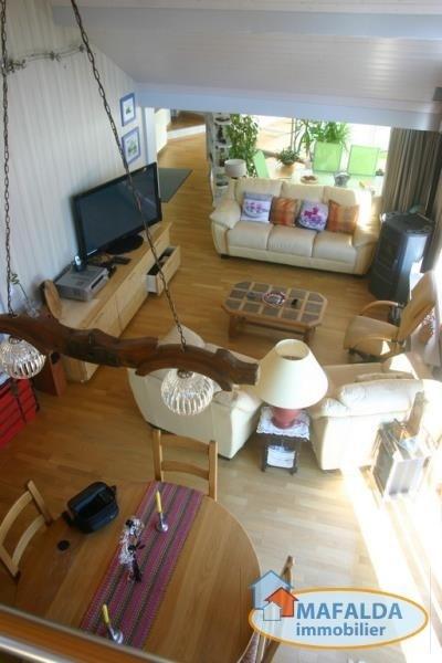 Deluxe sale house / villa Viuz en sallaz 580000€ - Picture 3