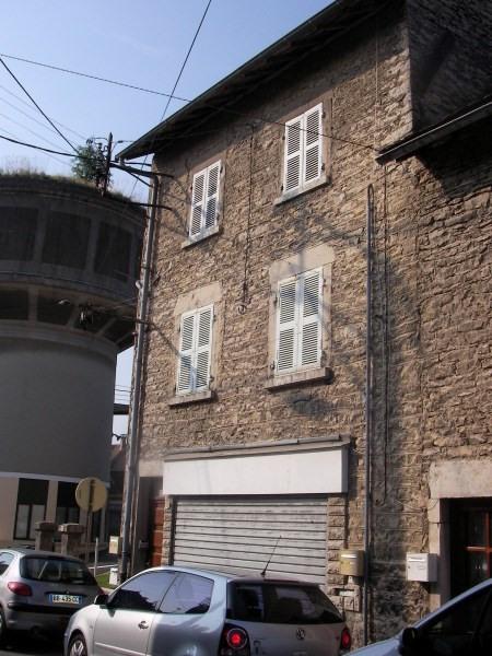 Location appartement Montalieu vercieu 201€ CC - Photo 1
