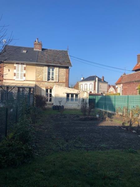 Sale house / villa Crepy en valois 173000€ - Picture 1