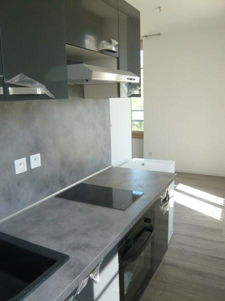 Rental apartment Porcieu amblagnieu 325€ CC - Picture 1